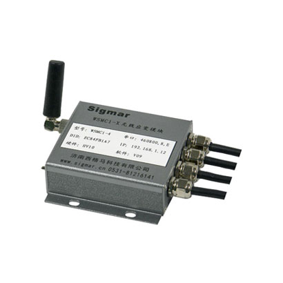 WSMC1无线应变模块