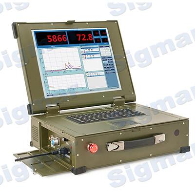 多谱录振动时效设备
